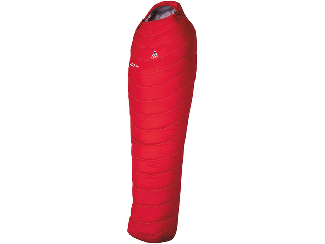 Camp ED 500 Sac de couchage, strawberry red